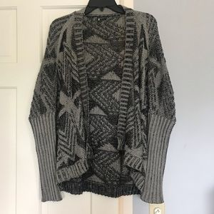 Sparkle & Fade Cocoon Sweater